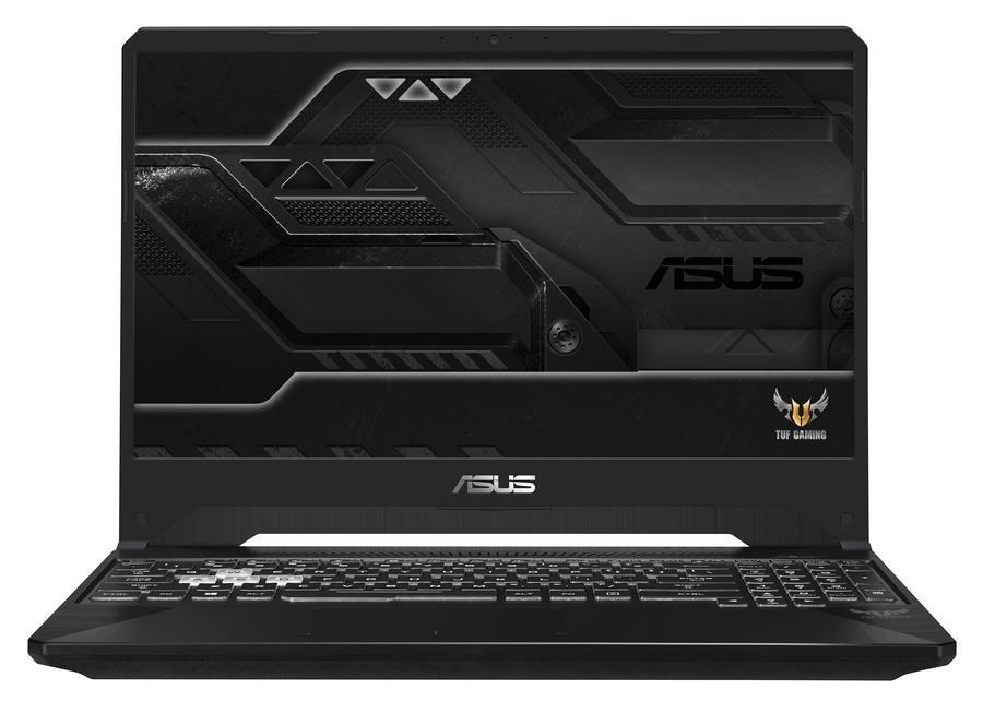 """ASUS TUF Gaming FX505GT-BQ023T-BE Notebook Black 39.6 cm (15.6"""") 1920 x 1080 pixels 9th gen Intel® Core™ i5 8 GB DDR4-SDRAM 512 GB SSD NVIDIA® GeForce® GTX 1650 Wi-Fi 5 (802.11ac) Windows 10 Home"""