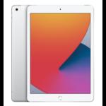 Apple iPad 10.2-inch Wi-Fi + Cellular 128GB - Silver (8th Gen)