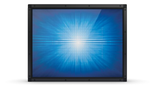 """Elo Touch Solution 1598L touch screen monitor 38.1 cm (15"""") 1024 x 768 pixels Black Single-touch"""
