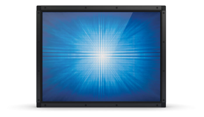 """Elo Touch Solution 1598L 15"""" 1024 x 768pixels Single-touch Black touch screen monitor"""