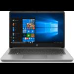 "HP 340 G7 notebook-pc Portátil Gris, Plata 35,6 cm (14"") 1920 x 1080 Pixeles Intel® Core™ i5 de 10ma Generación 8 GB DDR4-SDRAM 256 GB SSD Wi-Fi 6 (802.11ax) Windows 10 Pro"