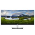 """DELL P3421W 34.14"""" 3440 x 1440 pixels Quad HD LCD Black, Silver"""