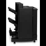 HP LaserJet Booklet Maker/Finisher output stacker