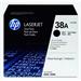 HP Q1338D (38D) Toner black, 12K pages @ 5% coverage, Pack qty 2
