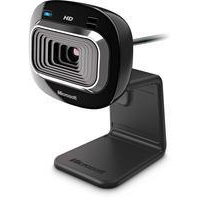Microsoft LifeCam HD-3000 1MP 1280 x 720pixels USB 2.0 Black webcam