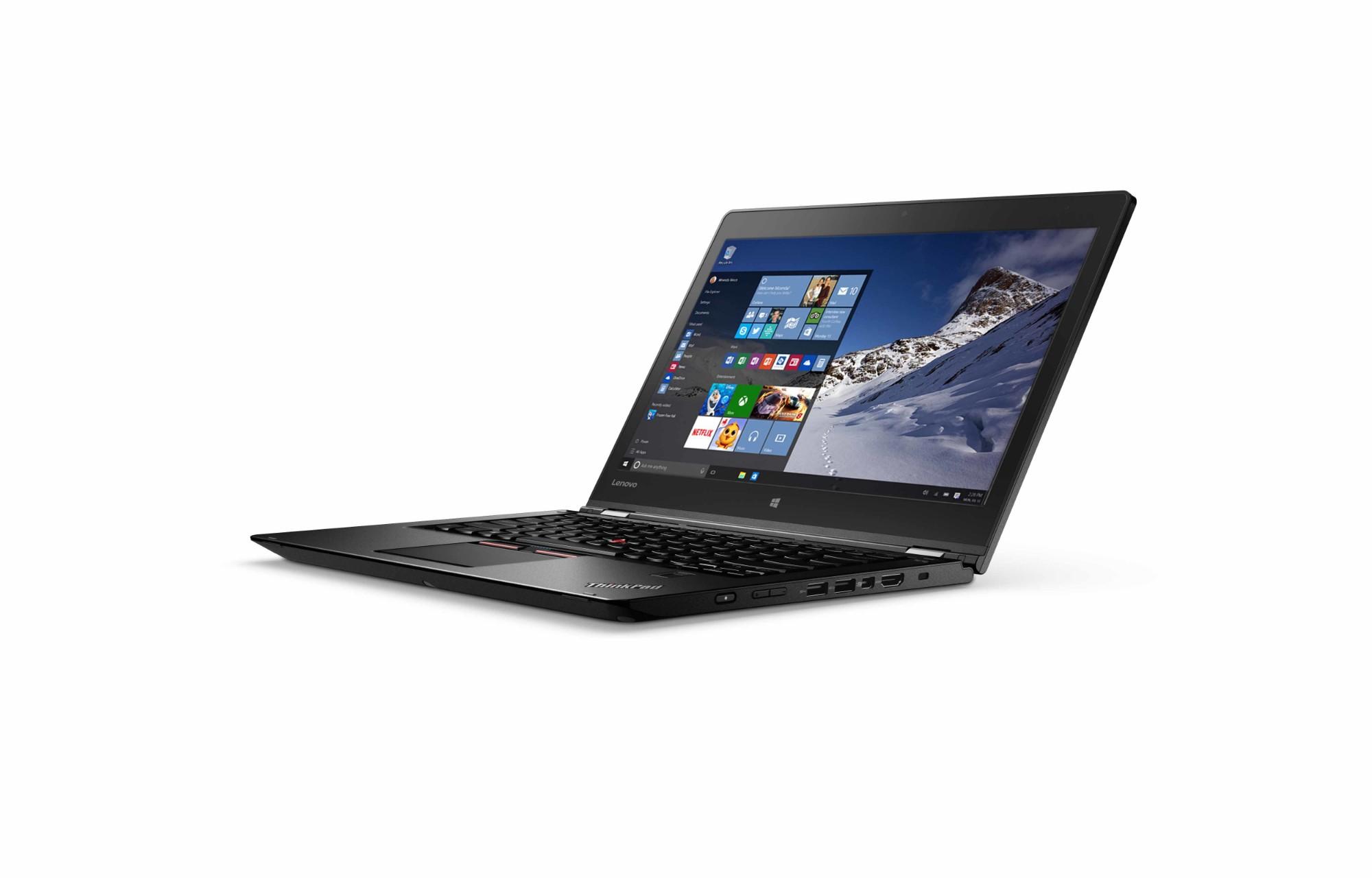 Lenovo ThinkPad P40 Yoga Black Ultrabook 35 6 cm (14