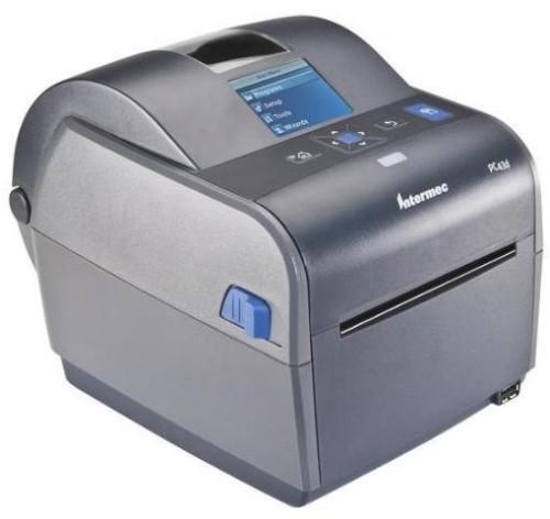 Intermec PC43d label printer Direct thermal 300 x 300 DPI Wired & Wireless
