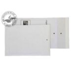Blake Purely Packaging Envolite White Padded Bubble Pocket Peel and Seal 165x100mm Pk 200