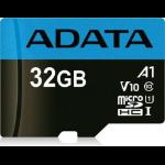 ADATA 32GB, microSDHC, Class 10 memory card UHS-I