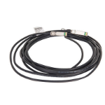 Hewlett Packard Enterprise X240 10G SFP+ 3m DAC 3m Black networking cable