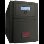 APC Easy UPS SMV uninterruptible power supply (UPS) Line-Interactive 1500 VA 1050 W 6 AC outlet(s)