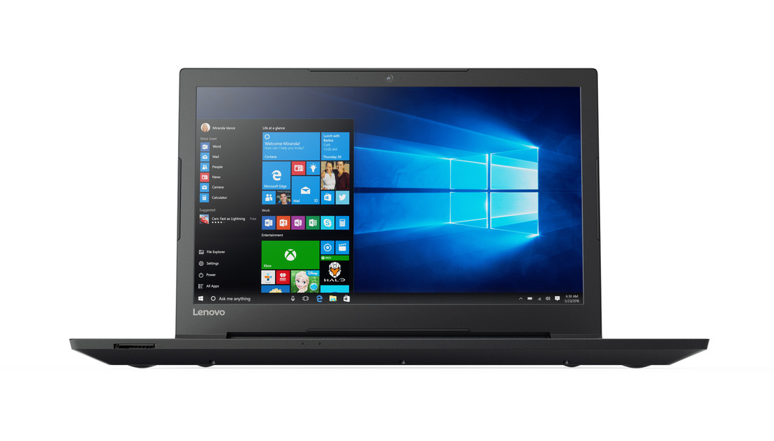 "Lenovo IdeaPad V110 2.3GHz i5-6200U 15.6"" 1366 x 768pixels Black Notebook"