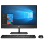 "HP ProOne 400 G4 60.5 cm (23.8"") 1920 x 1080 pixels 8th gen Intel® Core™ i3 i3-8100T 4 GB DDR4-SDRAM 500 GB HDD Black All-in-One PC"