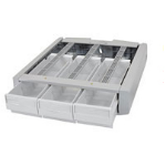 Ergotron 97-864 multimedia cart accessory Drawer Grey,White