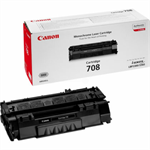 Canon 0266B002 (708) Toner black, 2.5K pages @ 5% coverage