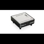iogear GWHDRX01 3D Black,Silver AV receiver