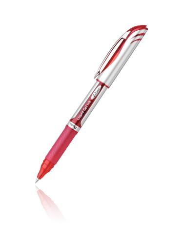 Pentel EnerGel Deluxe Capped gel pen Medium Red 1 pc(s)