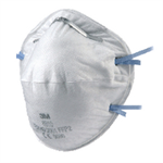 3M CUP SHAPED RESPIRATOR 8810