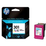HP 301 Original Cyan,Magenta,Yellow 1 pc(s)
