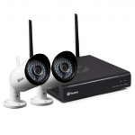 Swann SWNVK-485KH2 video surveillance kit Wireless