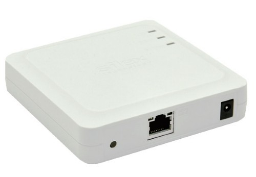 Silex BR-300AN 1000 Mbit/s Network bridge White