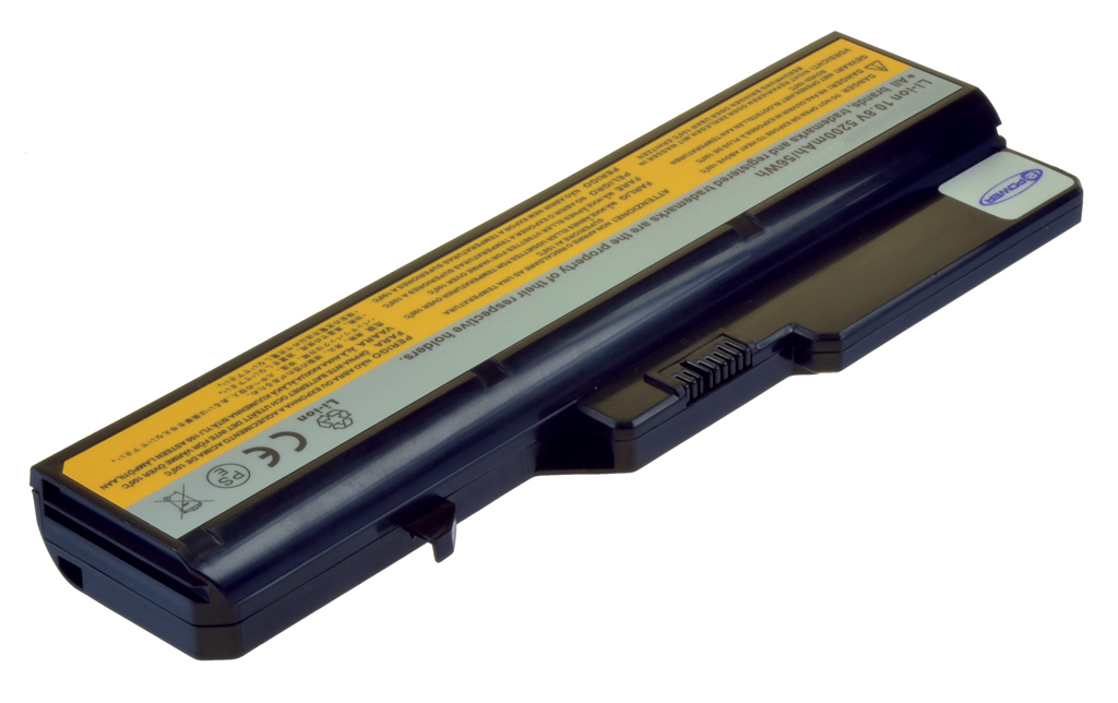 2-Power 10.8v, 6 cell, 56Wh Laptop Battery - replaces 121001071