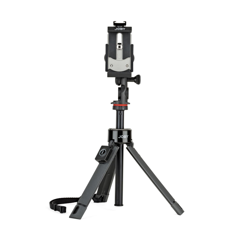 Joby GripTight PRO tripod Smartphone/Action camera 3 leg(s) Black