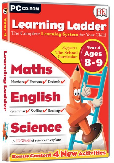 Avanquest Learning Ladder Year 4