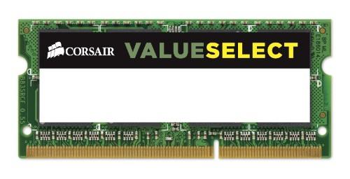 Corsair CMSO8GX3M1C1600C11 memory module 8 GB DDR3 1600 MHz