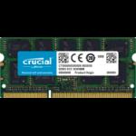 Crucial CT8G3S160BM memory module 8 GB DDR3 1600 MHz