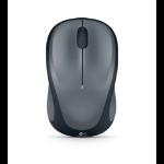 Logitech M235 Wireless Mouse muis Ambidextrous RF Draadloos Optisch 1000 DPI