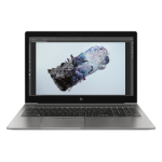 "HP ZBook 15u G6 Silver Mobile workstation 15.6"" 1920 x 1080 pixels 8th gen Intel® Core™ i5 i5-8265U 8 GB DDR4-SDRAM 256 GB SSD"