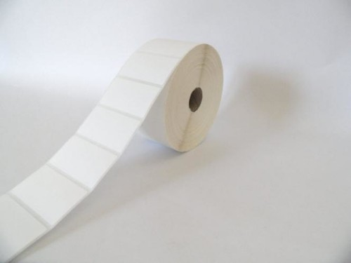 Nakagawa STL 57X51/127 printer label White