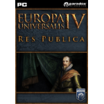 Paradox Interactive Europa Universalis IV: Res Publica, PC/Mac/Linux Basic Linux/Mac/PC English video game