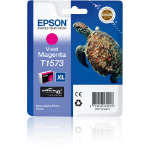 Epson C13T15734010 (T1573) Ink cartridge magenta, 26ml