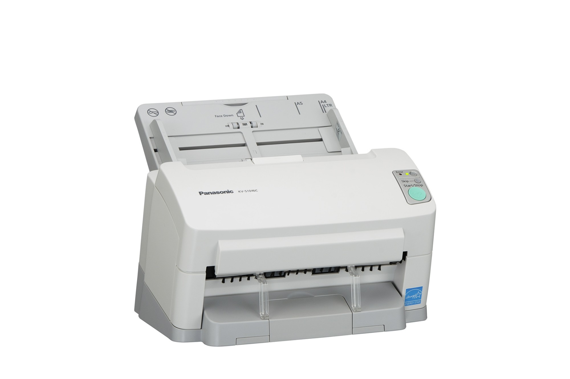 Panasonic KV-S1046C-U scanner 600 x 600 DPI ADF scanner White A4