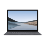 Microsoft Surface Laptop 3 Notebook 34,3 cm (13.5 Zoll) 2256 x 1504 Pixel Touchscreen Intel® Core™ i5 Prozessoren der 10. Generation 8 GB LPDDR4x-SDRAM 128 GB SSD Wi-Fi 6 (802.11ax) Windows 10 Pro Platin