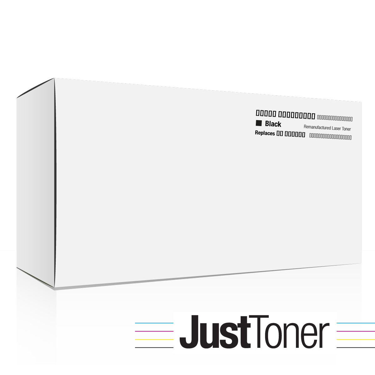 JUST TONER HP C4129X 29X HY BLK REMAN TONER