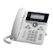 Cisco IP Phone 7821 Wired handset 2lines White