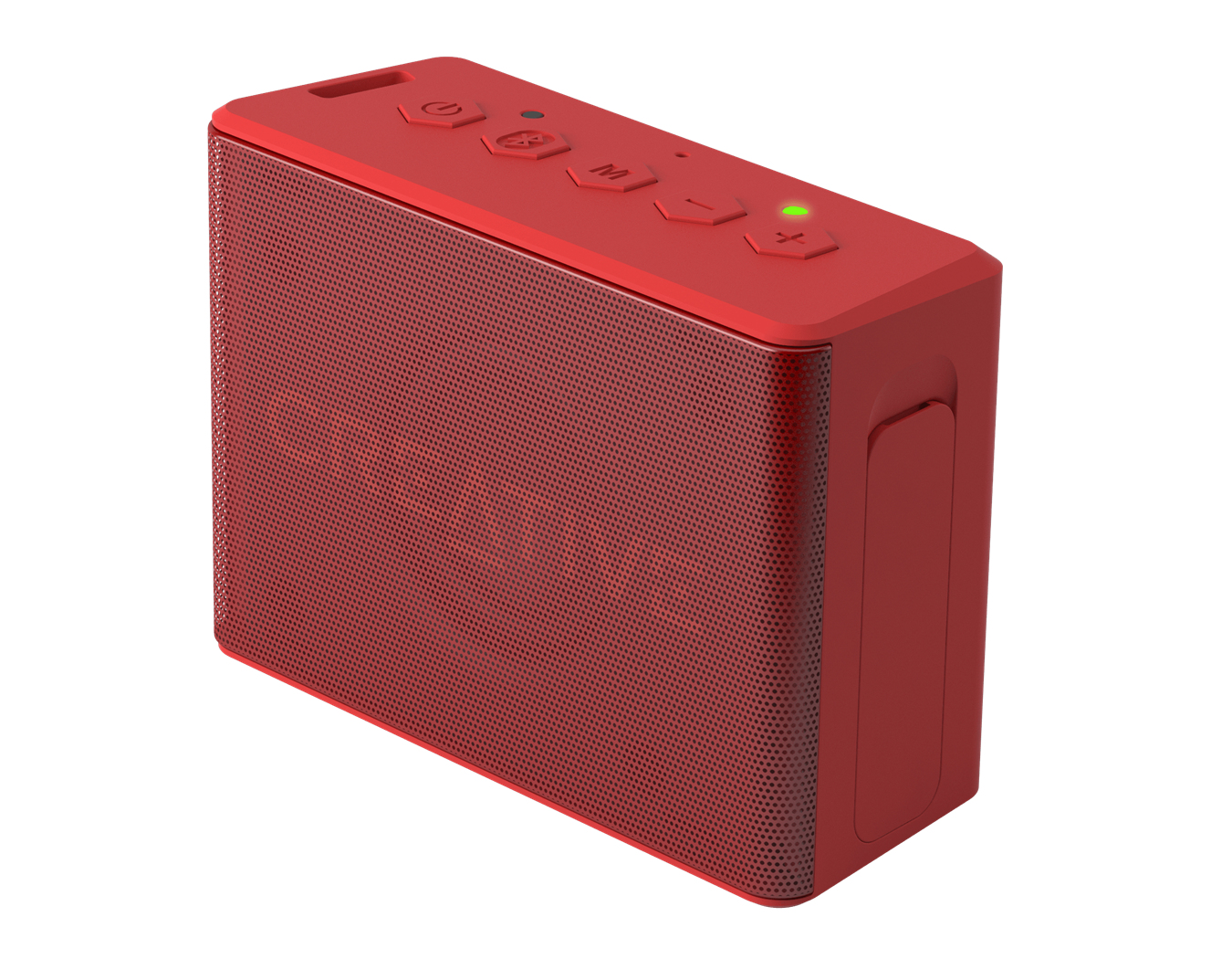 CREATIVE LABS 51MF8250AA001 MUVO 2C STEREO PORTABLE SPEAKER RED