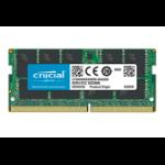 Crucial CT16G4TFD8266 memory module 16 GB DDR4 2666 MHz ECC