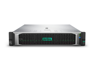 Hewlett Packard Enterprise ProLiant DL380 Gen10 server 2.1 GHz Intel Xeon Silver 4110 Rack (2U) 500 W