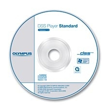Olympus N2281021 voice recognition software