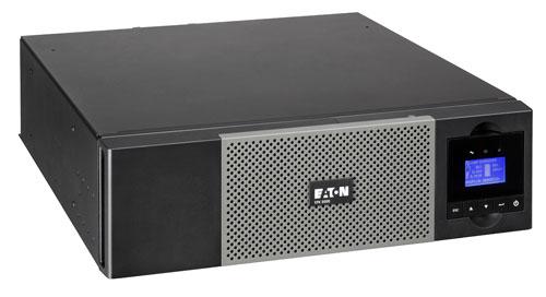 Eaton 5PX 3000VA (3U) 3000VA 9AC outlet(s) Rackmount Black uninterruptible power supply (UPS)
