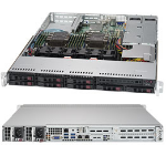 Supermicro SuperServer 1029P-WTR Intel® C621 LGA 3647 Rack (1U) Black