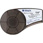 Brady 139745 Black, Yellow Self-adhesive printer label
