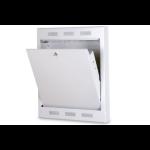 Digitus Flush mount wall mounting cabinet. tilt-out