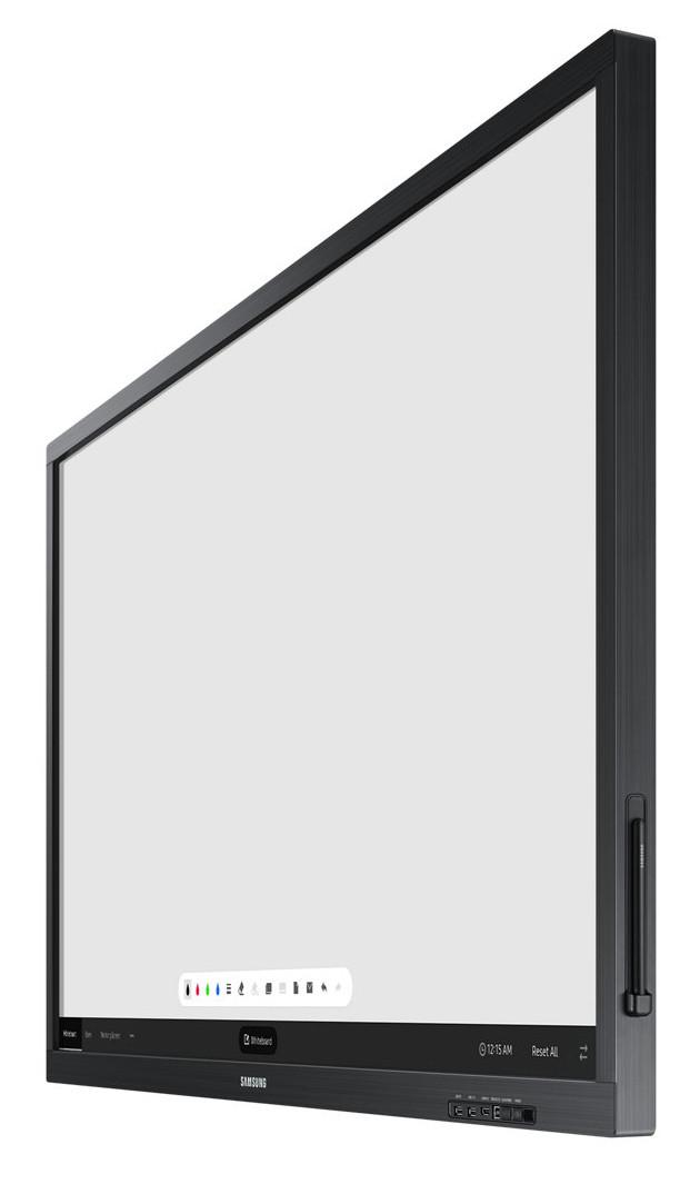 Samsung qb75h tr 190 5 cm 75 led 4k ultra hd digital for Distribuidores samsung