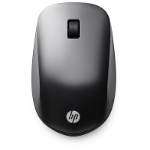 HP Slim Bluetooth Mouse Bluetooth 1200DPI Ambidextrous Black mice