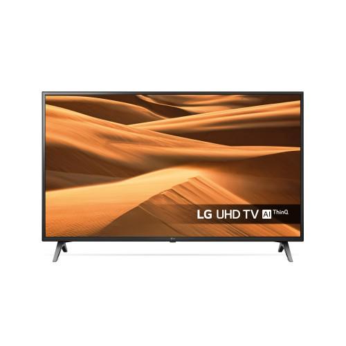 """LG 49UM7100 124.5 cm (49"""") 4K Ultra HD Smart TV Wi-Fi Black"""